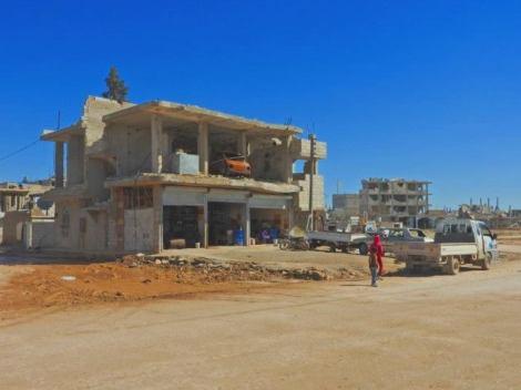 kobane shops