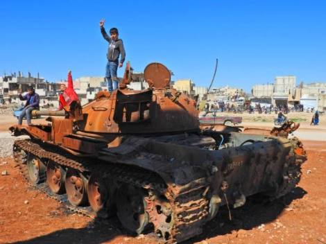 kobane tank