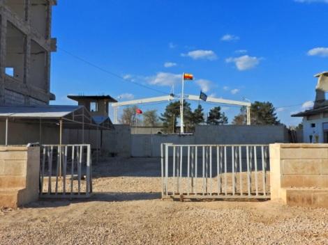Kobane border